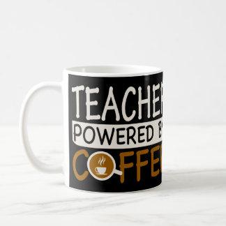 TEAC AGO POWERED BY COFFEE COFFEE MUG