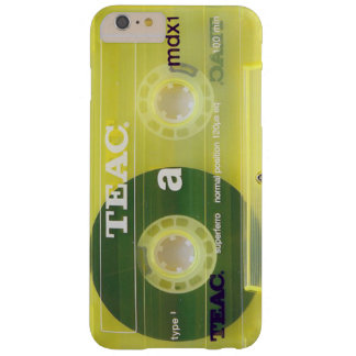 TEAC Audio Cassette Tape mdx1 100 Barely There iPhone 6 Plus Case