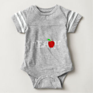 teach2 baby bodysuit