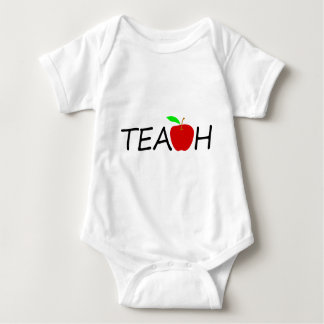 teach baby bodysuit