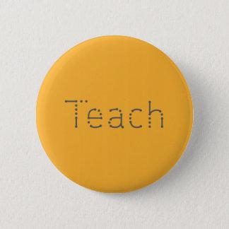 Teach Button