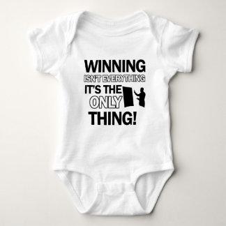 teach design baby bodysuit