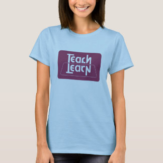 Teach/Learn Optical Illusion T-Shirt