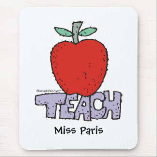 Teach. Mouse Pad