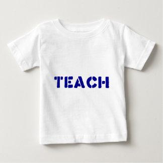 """""""Teach"""" Pride Baby T-Shirt"""