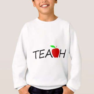 teach sweatshirt