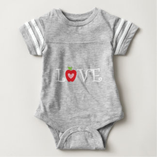 teacher2 baby bodysuit