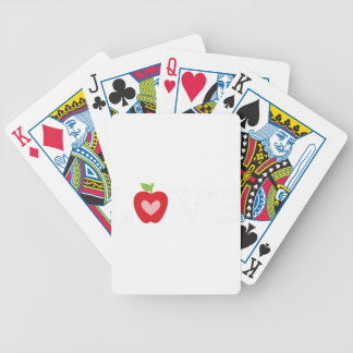 teacher2 bicycle playing cards