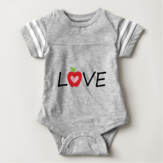 teacher baby bodysuit