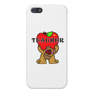 Teacher Bear iPhone 5 Covers