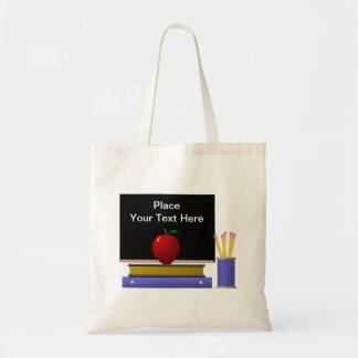 Teacher Budget Tote Template Bags