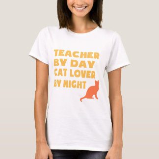 Teacher By Day (Yellow) T-Shirt