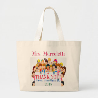 Teacher / Daycare Tote Bag