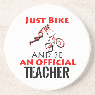TEACHER designs Coaster
