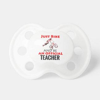 TEACHER designs Pacifier