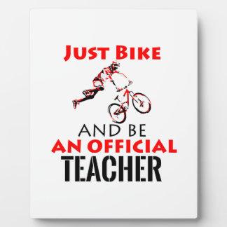 TEACHER designs Plaque