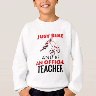 TEACHER designs Sweatshirt