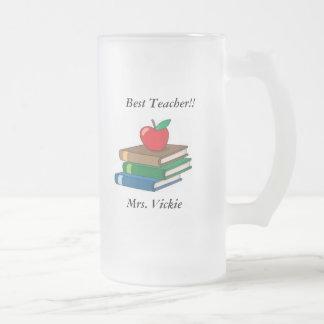Teacher Frosted Mug