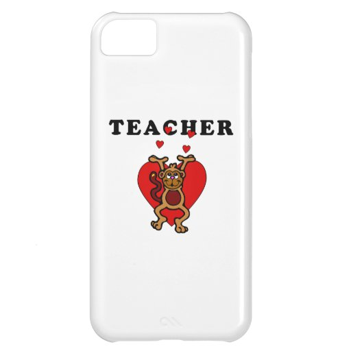 Teacher Fun Cover For iPhone 5C