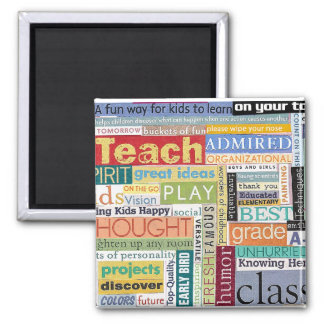 Teacher Gift Magnet