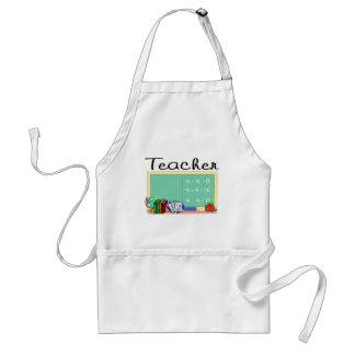 Teacher gifts standard apron