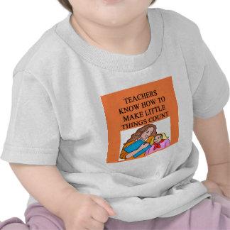 teacher joke t shirts