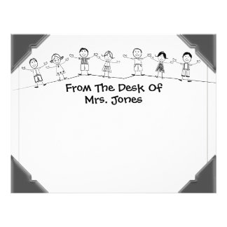 Teacher Letterhead Stationery