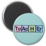 Teacher made of Elements