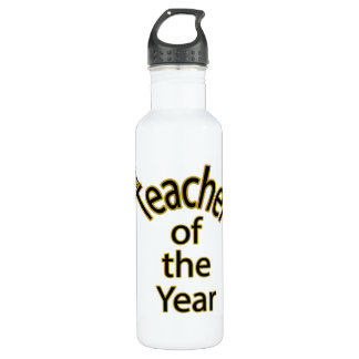 Teacher of the Year 710 Ml Water Bottle