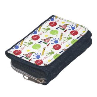 Teacher Pattern Wallet