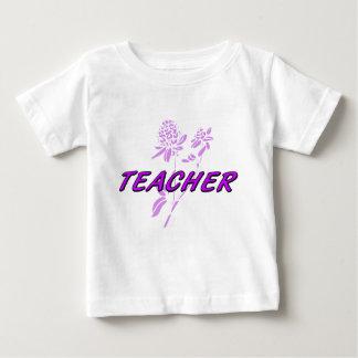 TEACHER PURPLE BABY T-Shirt