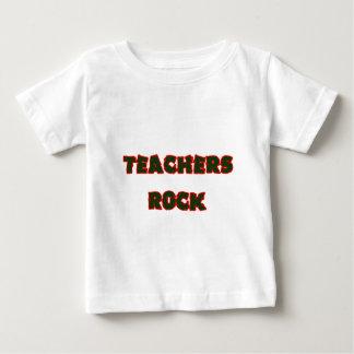 Teacher rock 1 baby T-Shirt
