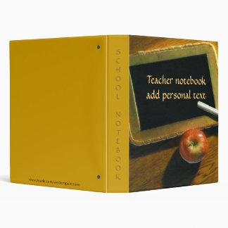 Teacher/School Notebook Design Avery Binder