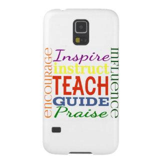 Teacher Word Picture Teachers School Kids Galaxy Nexus Case