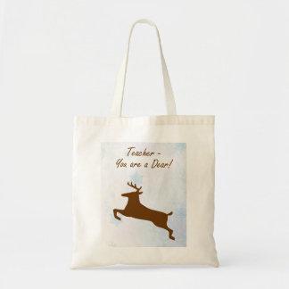 Teacher - You are a Dear! Tote Bag
