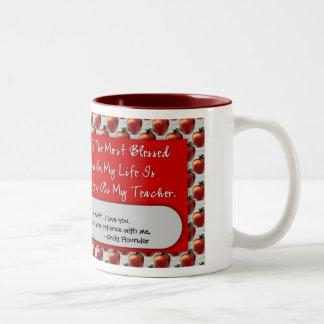 Teacher's Appreciation 15oz Coffee Mug