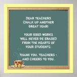 TEACHERS APPRECIATION POSTER