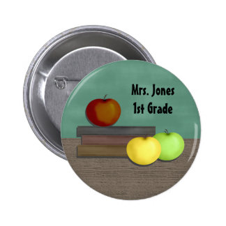 Teacher's Button