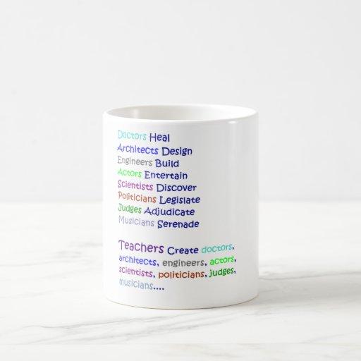 Teachers Create Mug