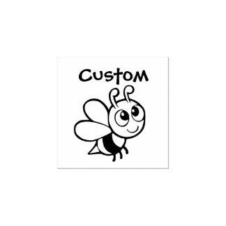 Teacher's customizable stamp - Cartoon Bee