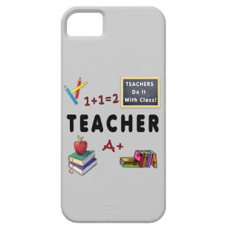 Teachers Do It With Class iPhone 5 Case