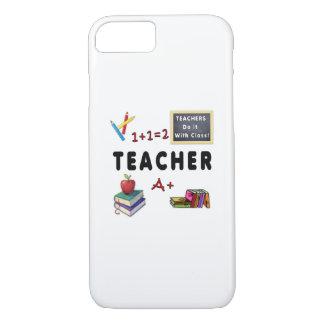 Teachers Do It With Class iPhone 8/7 Case