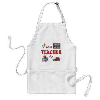 Teachers Do It With Class Standard Apron