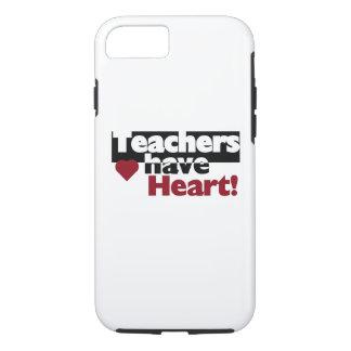 Teachers Have Heart iPhone 7 Tough Case
