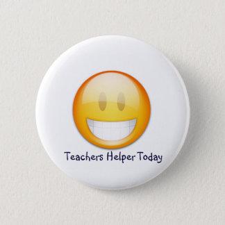 Teachers Helper! 2 Inch Round Button