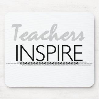 Teachers Inspire Mouse Pad