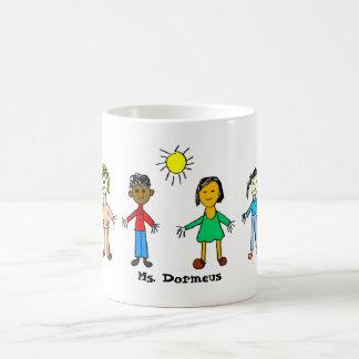 Teacher's name CUSTOMIZABLE Mug