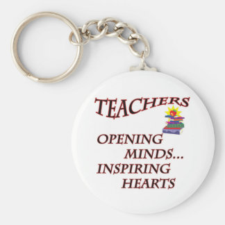 TEACHERS OPENING MINDS KEYCHAIN
