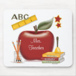 Teacher's Personalized Mouse Pad