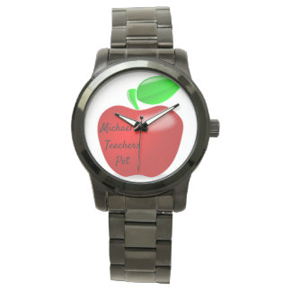 Teachers Pet Custom Apple Watch (add name) Zazz_it